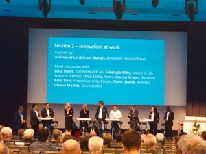 Innovation Panel at DayOne Basel 2018
